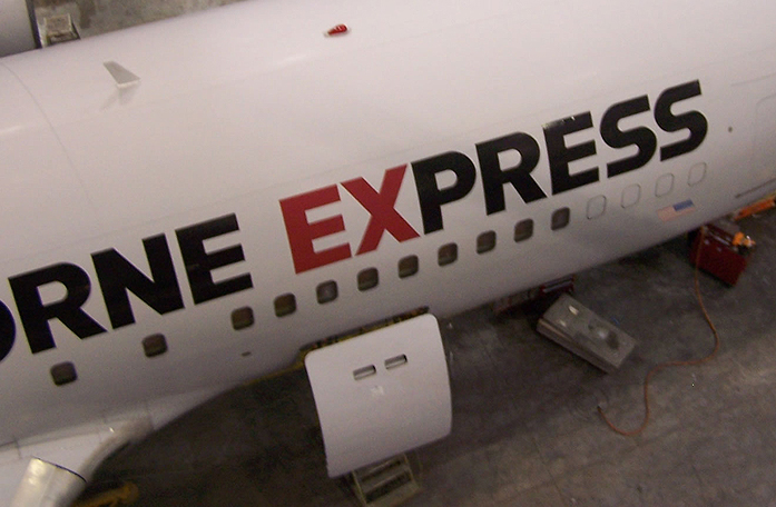 airborne express Airborne express is a limited liability company registered in dubai, uae and  having its own network in qatar, sultanate of oman and india apart from our own .